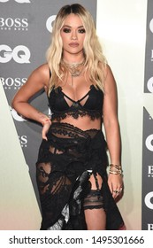 LONDON, UK. September 03, 2019: Rita Ora arriving for the GQ Men of the Year Awards 2019 in association with Hugo Boss at the Tate Modern, London.Picture: Steve Vas/Featureflash