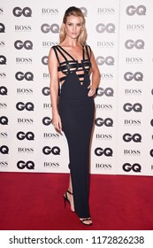 LONDON, UK. September 05, 2018: Rosie Huintington Whiteley at the GQ Men of the Year Awards 2018 at the Tate Modern, London