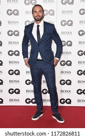 LONDON, UK. September 05, 2018: Joe Wicks at the GQ Men of the Year Awards 2018 at the Tate Modern, London