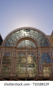 London, United Kingdom. April 9, 2017. The Exterior Buidling of the Paul Hamlyn Hall, Royal Opera House, London
