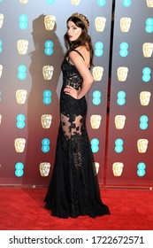 London, United Kingdom - February 18, 2018: Anya Taylor-Joy attends the EE British Academy Film Awards (BAFTAs) held at the Royal Albert Hall in London, UK.