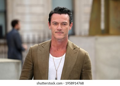 London, United Kingdom - June 04, 2019: Luke Evans attends The Royal Academy Of Arts Summer Exhibition Preview Party at Royal Academy of Arts in London, England.