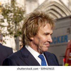 London, United Kingdom - November 3, 2016: Brexit High Court Judgement. A judgement was handed down in the case of Crown v Miller today against the government.