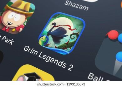 Grim Legends Images, Stock Photos & Vectors   Shutterstock
