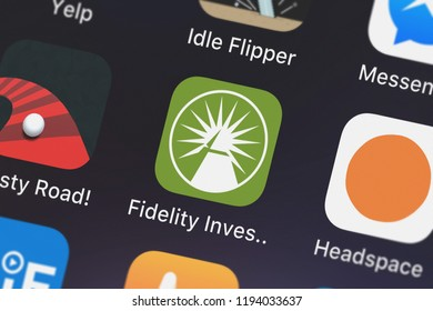 Fidelity Investments Images, Stock Photos & Vectors