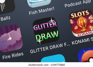 Glitter Draw Free!! Images, Stock Photos & Vectors