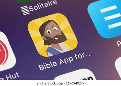 Bible App for Kids Images, Stock Photos & Vectors | Shutterstock