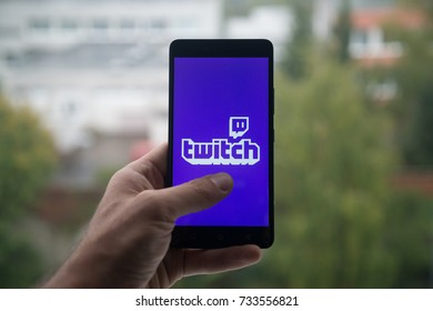 April 22 2019 Brazil Twitch TV Stock Photo (Edit Now) 1377442823