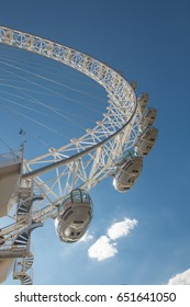 London Wheel particular