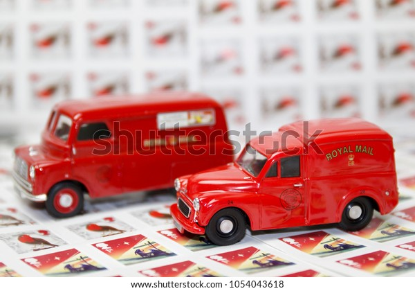 Londonengland June 13 2017 Royal Mail Stock Photo Edit Now