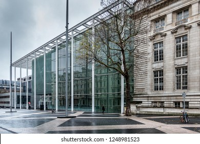 London,England on 1st Dec 2018:Imperial College London specialises in Science, Technology and Medicine is a public research university located in south Kensigton London,