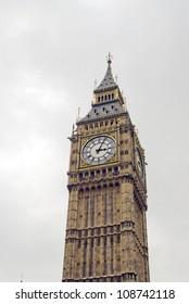London's Big Ben Stock Photo