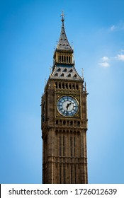 London's famous and renowned big ben