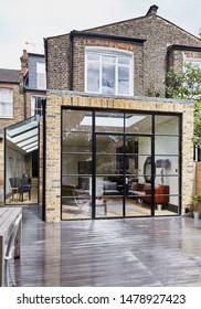 London/UK - 05.02.19: Natural Light Interior Modern Design