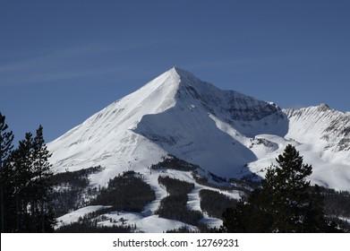 Lone Peak Big Sky Montana