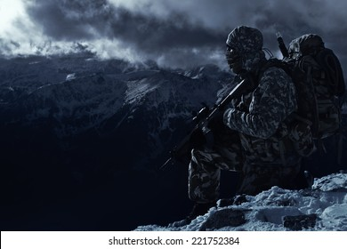 Lone ranger by Nightfall