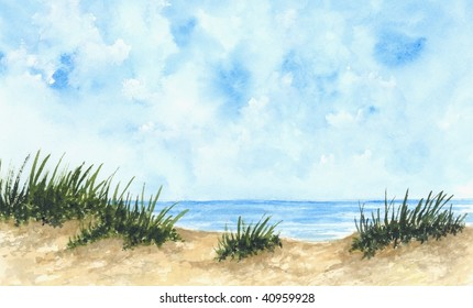 Lonely Beach