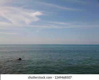 Lonely Beach, Ko Chang, Koh Chang, Trat, Thailand