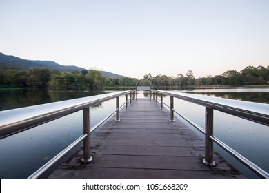 Lonely Bridge and lone Of love