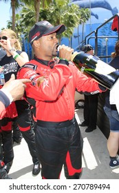 LONG BEACH - APR 18: Alfonso Ribeiro at the Toyota Grand Prix Of Long Beach Pro/Celebrity Race - Race Day on April 18, 2015 in Long Beach, California