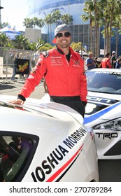 LONG BEACH - APR 18: Joshua Morrow at the Toyota Grand Prix Of Long Beach Pro/Celebrity Race - Race Day on April 18, 2015 in Long Beach, California