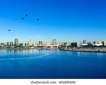 Long Beach, California. U.S.A.