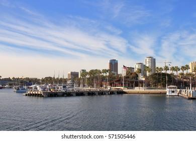 Long Beach Downtown - USA