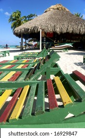 Long beach, Negril, Jamaica