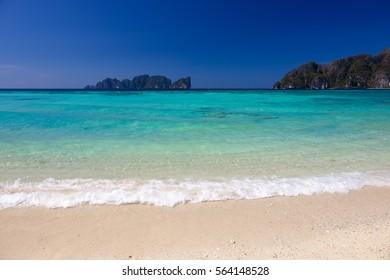 Long Beach in Thailand