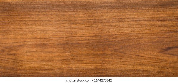Long black walnut wood plank texture background, texture element background