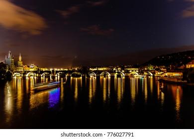 Long exposure in Prague