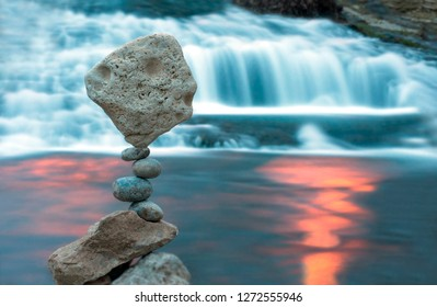 Long exposure stone balance