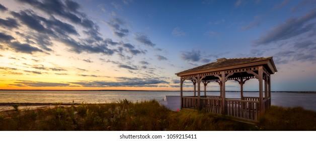 Long Island coast