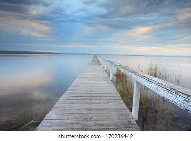 Long Jetty serenity - Alone let him constantly meditate in solitude on that which is salutary for his soul, for he who meditates in solitude attains supreme bliss.