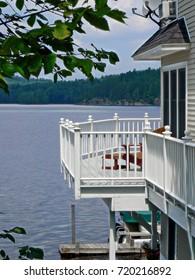 Long Lake Balcony