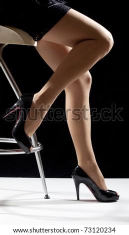 Legs and nylon