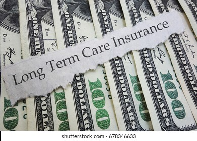 Long Term Care Insurance news headline, on money