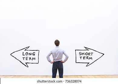 long term vs short term concept