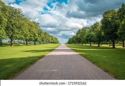 Long Walk, Windsor, England, United Kingdom