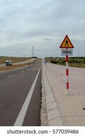 Long way street to Muine South Vietnam