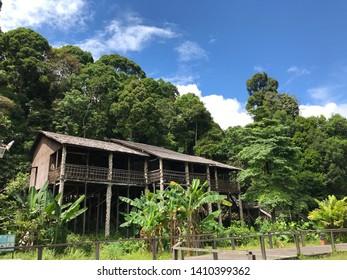 Longhouse at Sarawak Culture Village