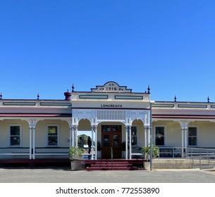 Longreach Railway Station Queensland