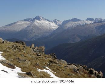 long's peak, rocky mountain national park, colorado