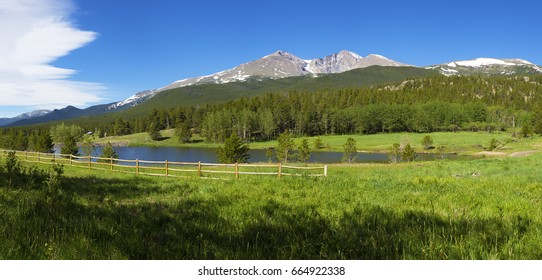 Longs Peak - Rocky Mountain National Park, Colorado