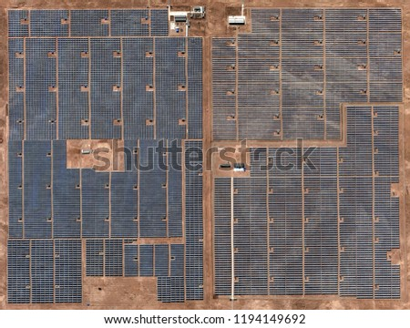 Longyangxia Dam Solar Park in China - The Largest Solar Farm in the World