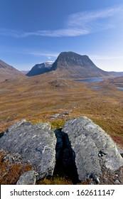 Look to the Mountain Liddubakti, Lapland, Sweden