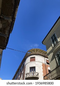 look up in the Piedmontese city