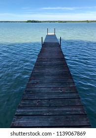 Look at Water from Dock