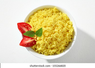 Yellow Rice Hd Stock Images Shutterstock