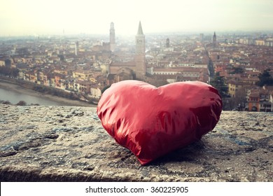I am looking for my heart in Valentine's Day in the city of love